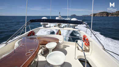 Charter luxury yacht Astondoa 66 glx in Ibiza - Ibiza (Balearic Islands)