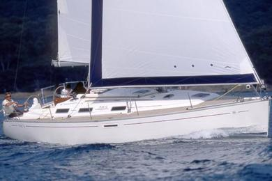 Rental sailboat Dufour 385 in Paros - Cyclades Islands