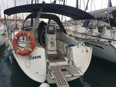 Rental sailboat Bavaria 38 Cruiser in Biograd - Zadar