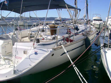 Rental sailboat Bavaria 44 cruiser in Biograd - Zadar