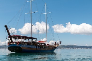 Hire gulet Traditional Gulet in Split city - Split