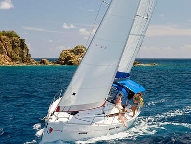 Rental sailboat Sunsail 41 in St. George city - St George