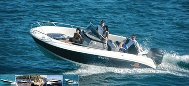 Hire motorboat Pacific Craft - 670 Open in Palma de Mallorca - Majorca (Balearic Islands)
