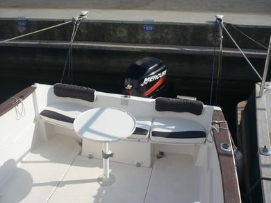 Charter motorboat Quicksilver - 620 Cruiser in Palma de Mallorca - Majorca (Balearic Islands)