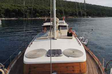 Charter gulet Traditional Gulet in Split city - Split