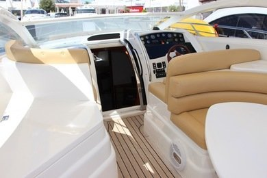 Rental motorboat Astondoa Open 40 in Santa Eulalia - Ibiza (Balearic Islands)