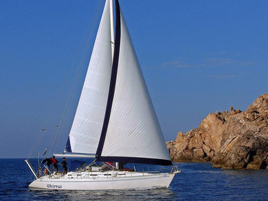 Hire sailboat Athena 44 in  - Cyclades Islands