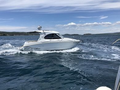 Rental motorboat Antares 8  in Biograd - Zadar