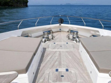 Rental luxury yacht Numarine 105 in Phuket city - Phuket