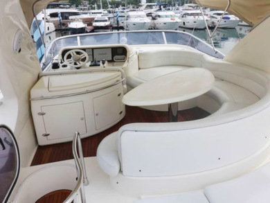 Charter luxury yacht Azimut 55 Evolution in Phuket city - Phuket