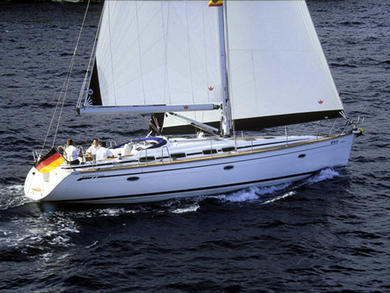 Charter sailboat Bavaria 46 Cruiser in Kos - Dodecanese Islands