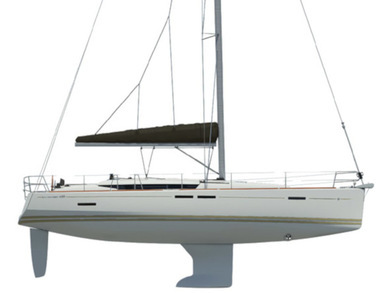 Rental sailboat Sun Odyssey 439 in Tivat city - Tivat