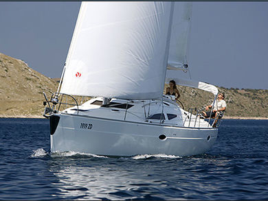 Charter sailboat Elan 384 Impression in Kos - Dodecanese Islands
