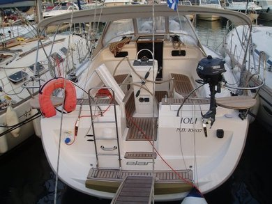Rental sailboat Elan 384 Impression in Preveza - Epirus
