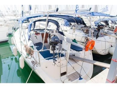 Rental sailboat Oceanis 34.3 in Preveza - Epirus