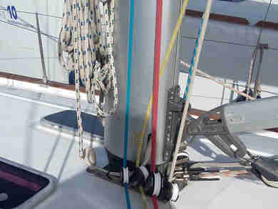 Hire sailboat Bavaria 49 in Syros - Cyclades Islands