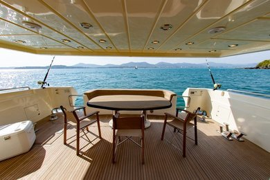 Hire luxury yacht Technema 82 in Phuket - Phuket