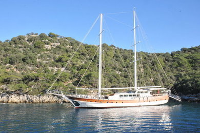 Hire gulet Traditional. KK in Fethiye - Mugla