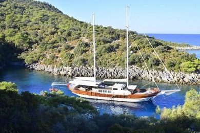 Charter gulet Traditional. BS in Marmaris - Mugla