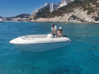 Charter motorboat Compass - 400 GT in Santa Eulalia - Ibiza (Balearic Islands)