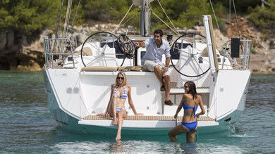 Rental sailboat Dufour 460 Grand Large in Olbia city - Olbia-Tempio (Sardinia)