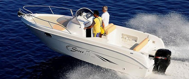 Charter motorboat Saver 620 WA in Andratx - Majorca (Balearic Islands)