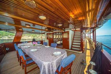 Charter luxury yacht Luxury Mini Cruiser in Split city - Split