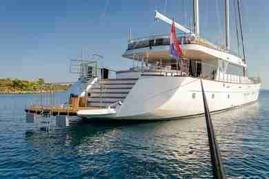 Rental luxury yacht Luxury Sailing Yacht in Split city - Split