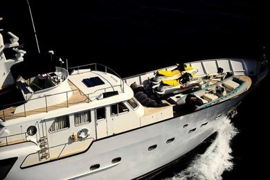 Hire luxury yacht Motoryacht in Split city - Split