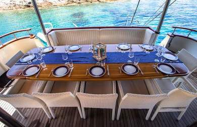 Charter luxury yacht Motoryacht in Split city - Split