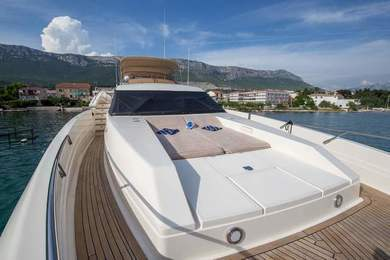 Rental luxury yacht Motoryacht in Split city - Split