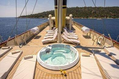 Hire luxury yacht Luxury Motor Yacht in Split city - Split