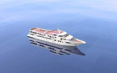 Hire luxury yacht Mini Cruiser in Split city - Split