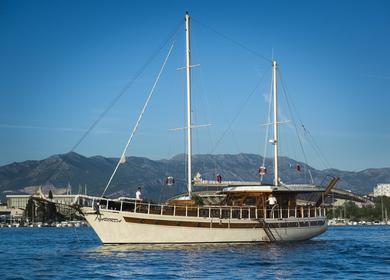 Rental gulet Ketch in Split city - Split
