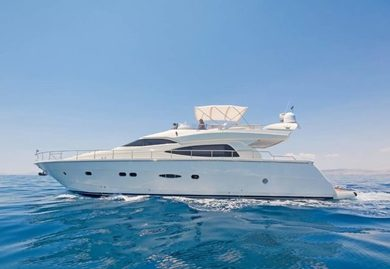 Hire luxury yacht Dominator 64 in Piraeus - Attica