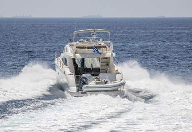 Rental motorboat Aicon 56 in Piraeus - Attica