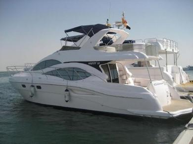 Hire luxury yacht Majesty 50 in Piraeus - Attica