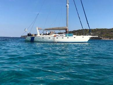 Rental sailboat Atlantic 61 in Athens - Attica