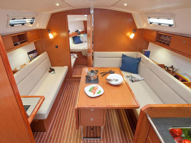 Charter sailboat Bavaria Cruiser 36 in Can Pastilla - Majorca (Balearic Islands)