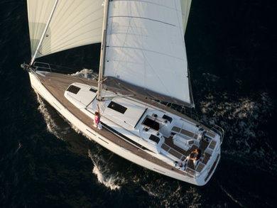 Charter sailboat Sun Odyssey 409 in Can Pastilla - Majorca (Balearic Islands)