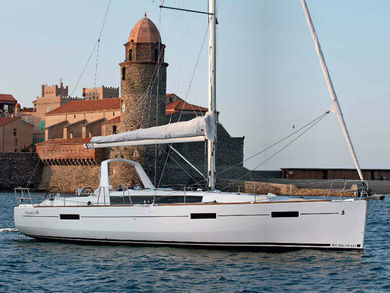 Rental sailboat Oceanis 41 in Can Pastilla - Majorca (Balearic Islands)