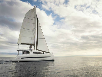 Charter catamaran Bali 4.0 in Can Pastilla - Majorca (Balearic Islands)