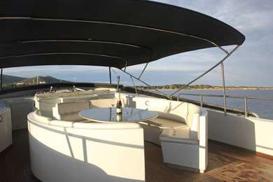 Charter luxury yacht Baglietto 24 in Ibiza city - Ibiza (Balearic Islands)