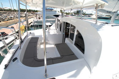 Hire catamaran Lagoon 380 S2 in  - Trat