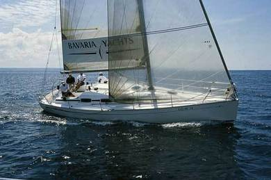 Hire sailboat Bavaria 35 Match in Volos - Thessalia