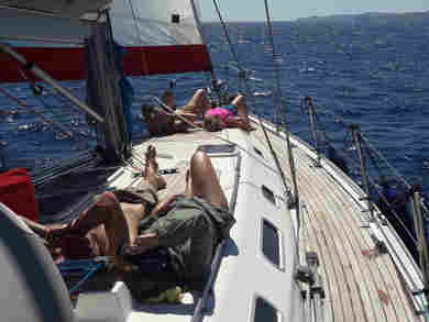 Hire sailboat Alfa 51 in Syros - Cyclades Islands
