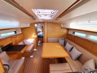 Rental sailboat Jeanneau Sun Odyssey 409 in  - Trat