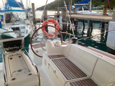 Hire sailboat Jeanneau Sun Odyssey 409 in  - Trat