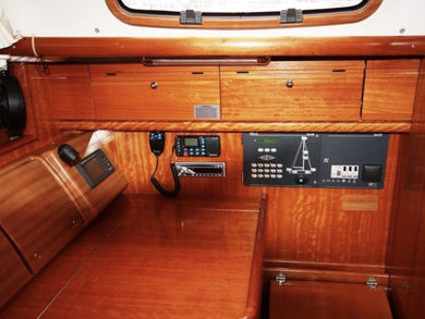Charter sailboat Bavaria 33 in  - Trat