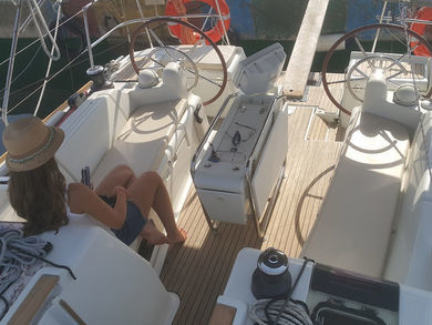 Rental sailboat Sun Odyssey 409 in Tivat city - Tivat